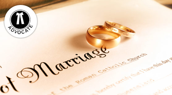 intercast marriage lawyer
