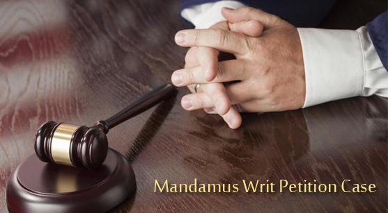mandamus writ pettion